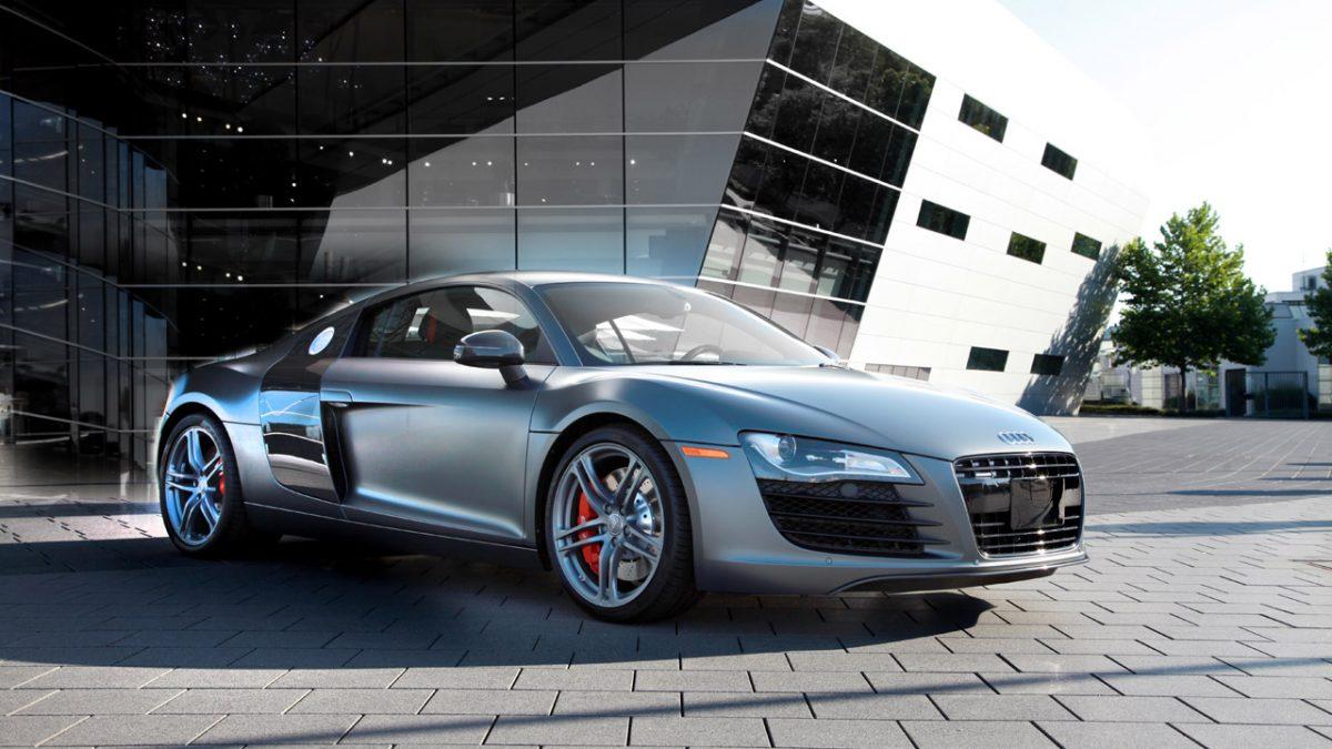 2012 Audi R8 Exclusive Serisi