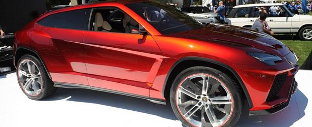 2015 Lamborghini Urus