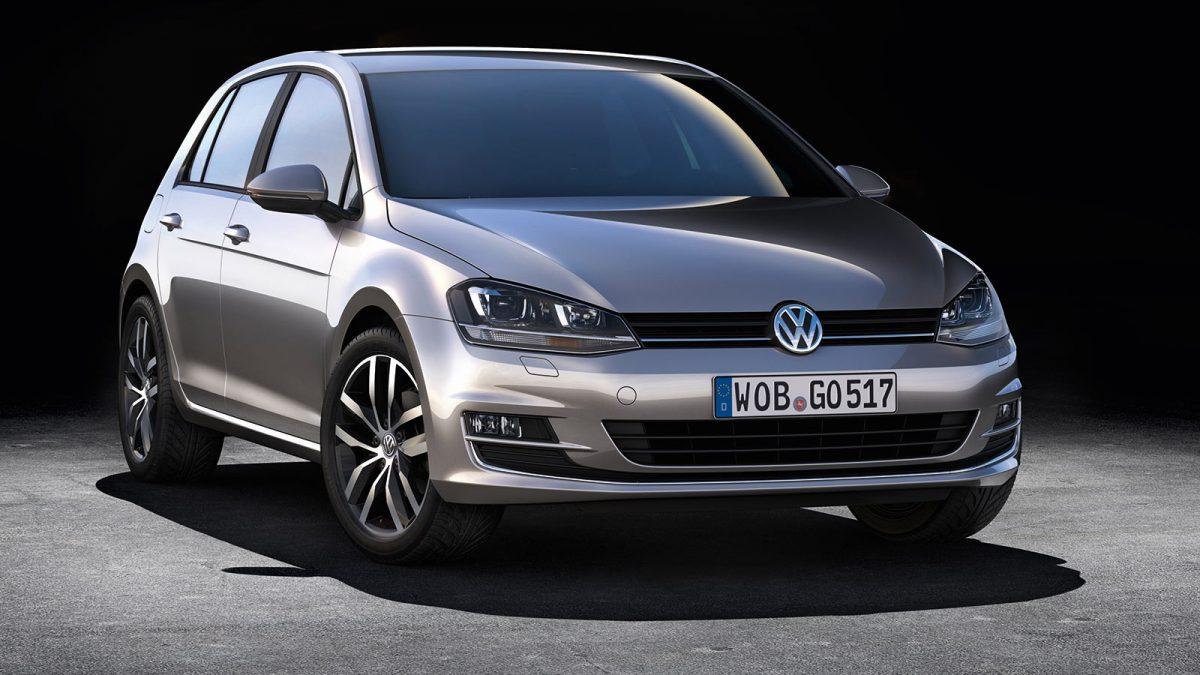 2013 Volkswagen Golf VII