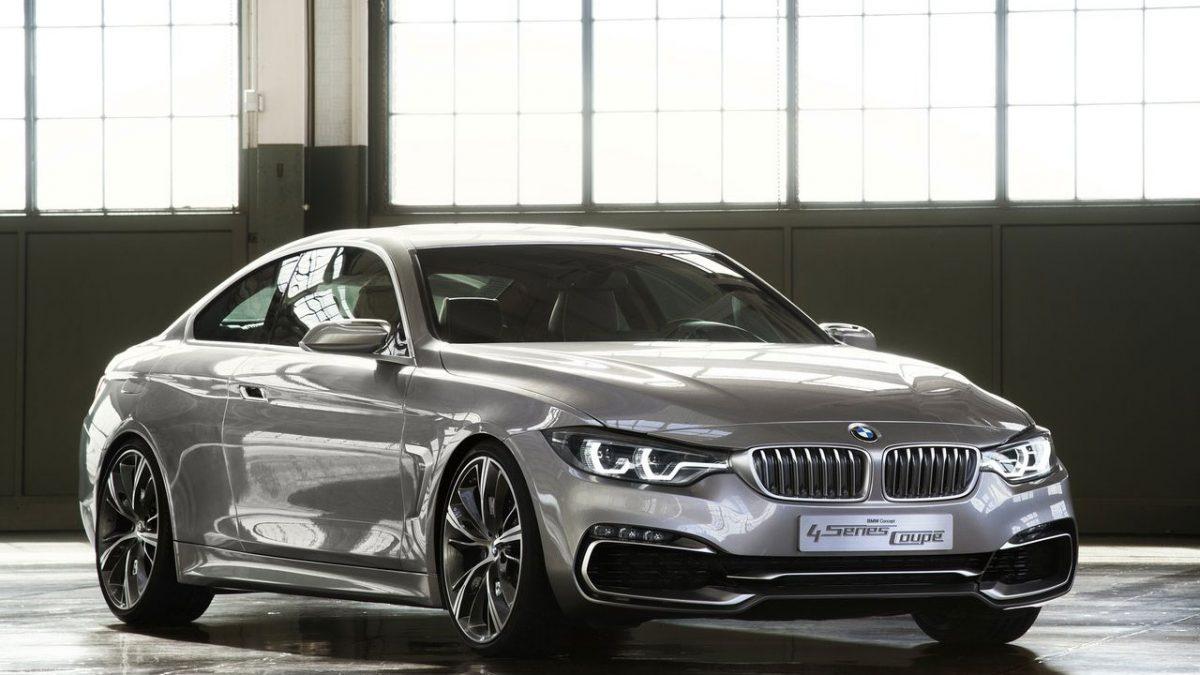 BMW 4 Serisi Coupe Concept – F32