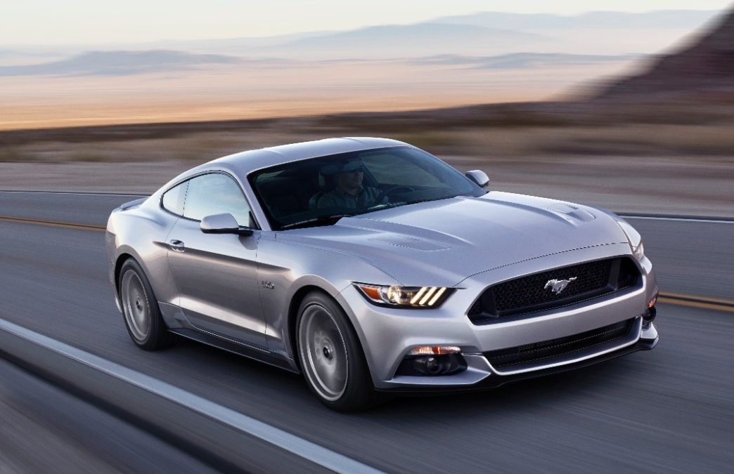 2015 Ford Mustang GT2015