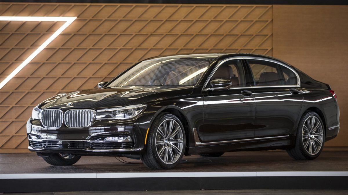 2016 BMW 7 Serisi