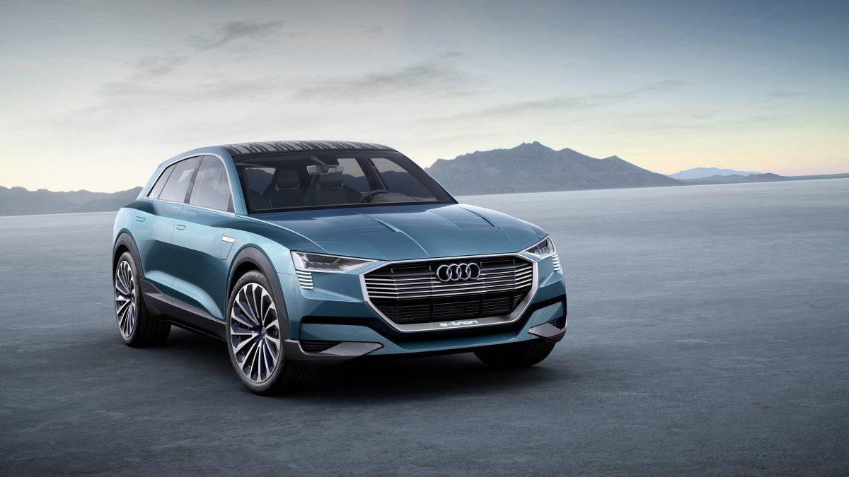 2018 Audi E-tron quattro SUV