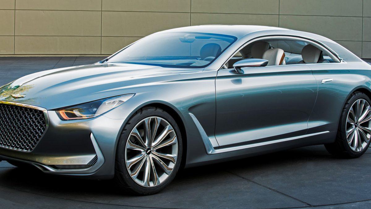 Hyundai Vizyon G Coupe Concept