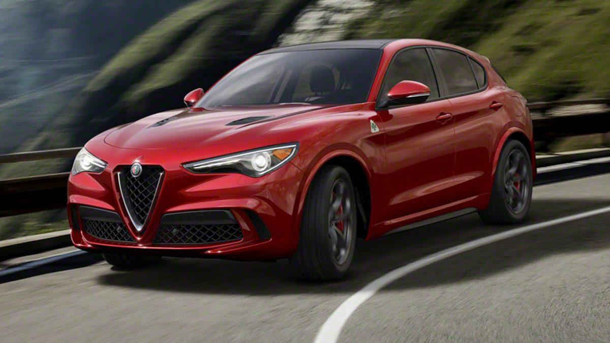2018 Alfa Romeo Stelvio Q