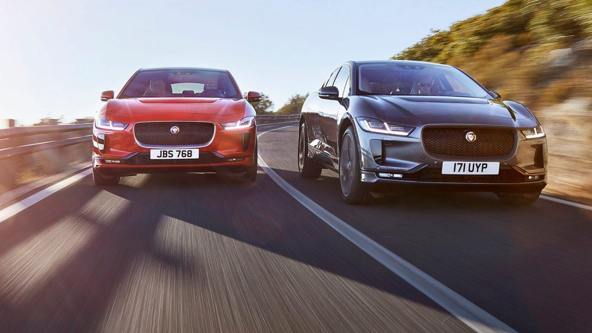 2019 Jaguar I-Pace Satışta
