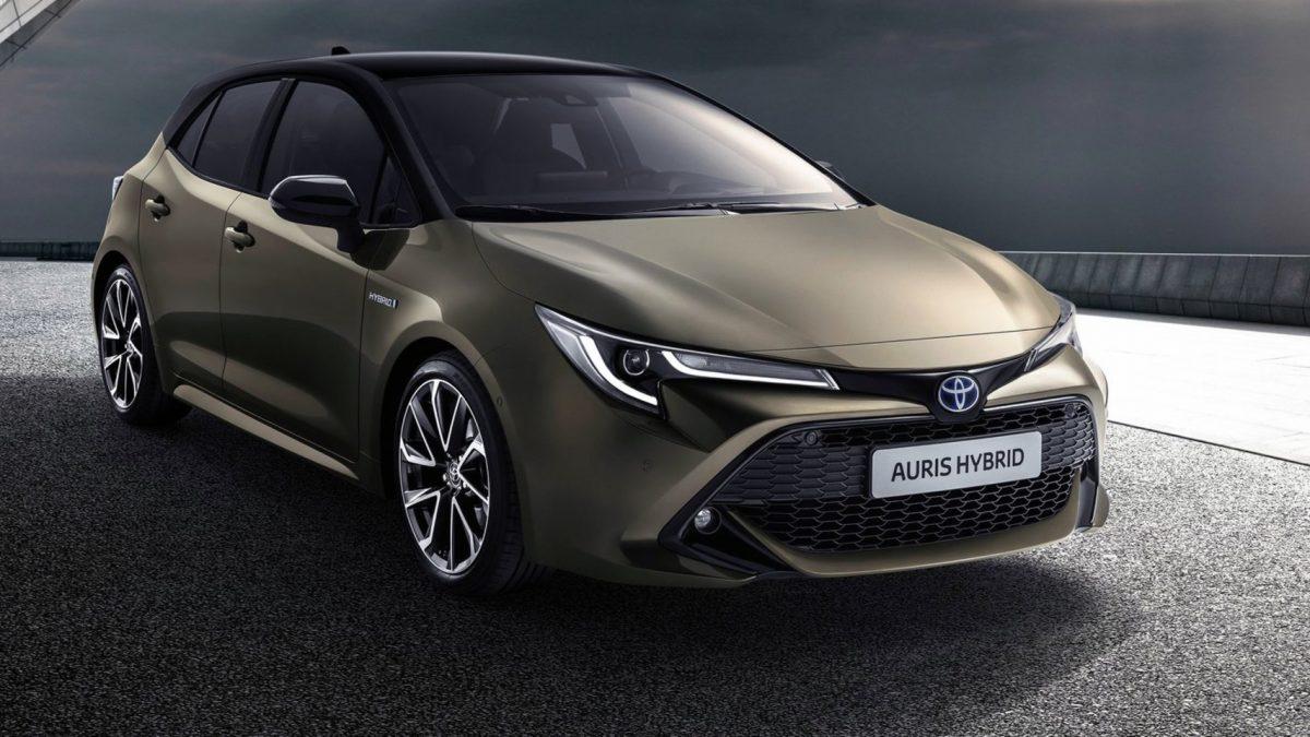 2019 Toyota Corolla ve Auris Hibrid