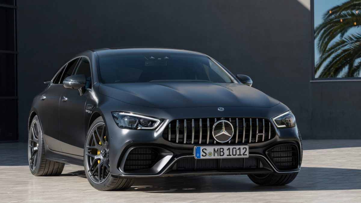 2019 Mercedes-AMG GT 4 Kapılı Coupé