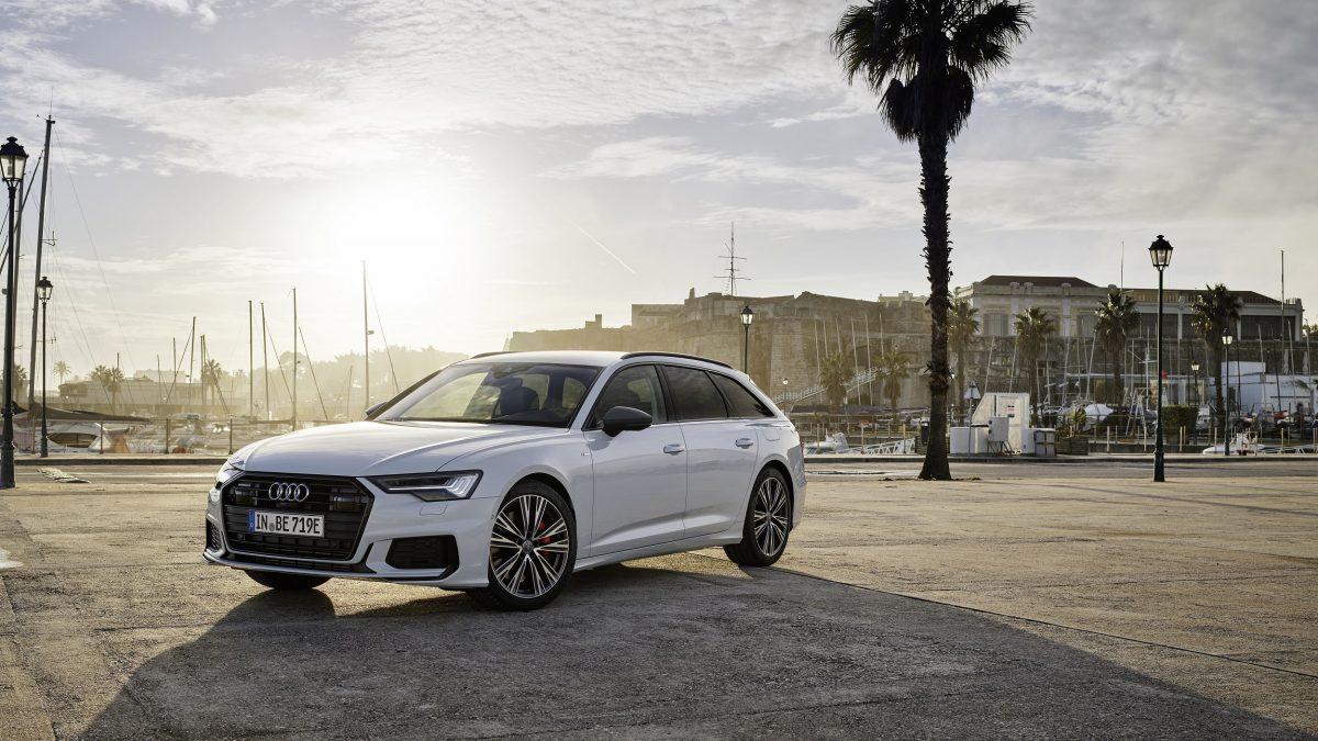2020 Audi A6 Avant Hibrid