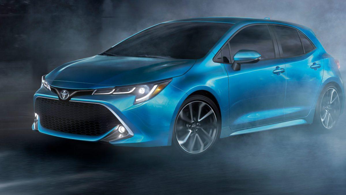 2020 – Toyota Corolla