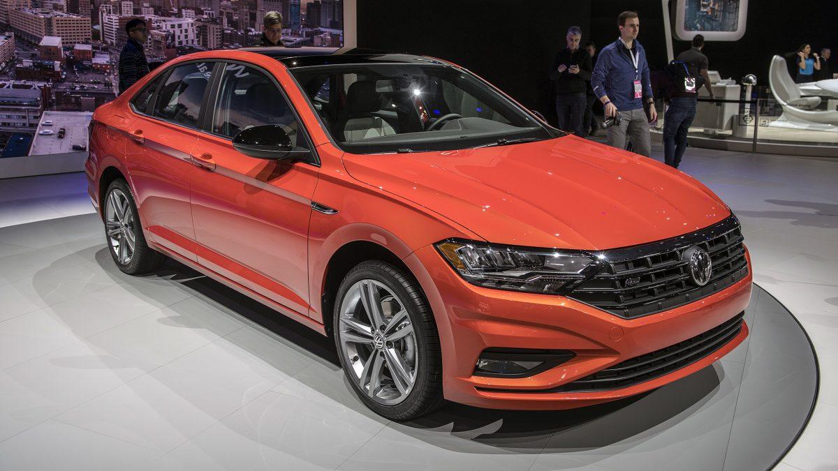 2020 – VW Jetta